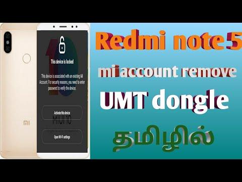 Download Xiaomi Redmi Note 4 Pattern Lock Mi Account Remove