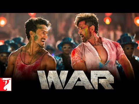 Book your tickets for WAR | Hrithik Roshan | Tiger Shroff | Vaani Kapoor | Siddharth Anand