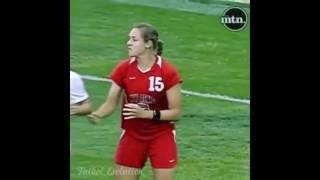 Этот безумный женский футбол!