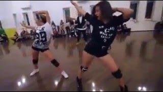 Ani Chxeidze & Nini Bregvadze (Irakli Pipia Choreograpy) ♥ Burn up the dance