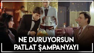 Sosyete Şaban  - Dilaver Bey, Peri'ye Evlenme Teklifi Ediyor