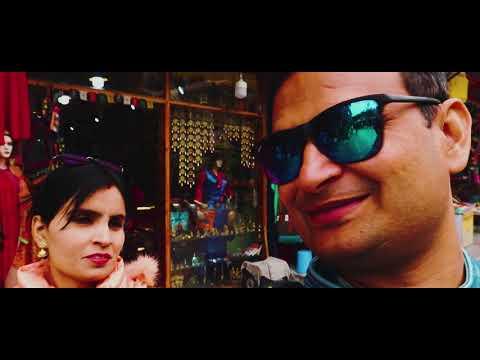 Manali top famous places to visit on main road market bike car local | Manali travel vlog vlogger