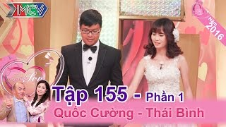 LOL with the couple falling in love in the mental hospital| Quoc Cuong - Thai Binh | NEWLYWED 155