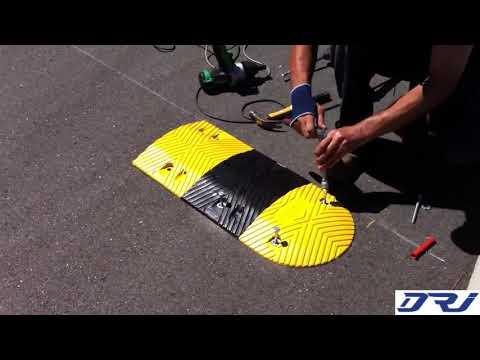 EPDM Rubber Speed Breaker