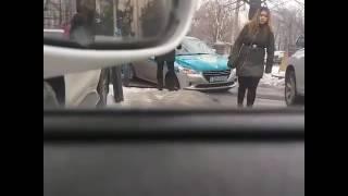 нарушение полиции, Алматы