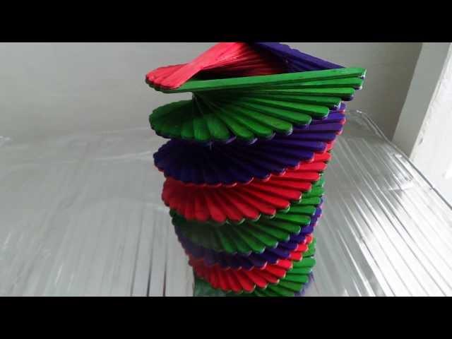 Ice Cream Stick Popsicle Vase Actionmvovies24h