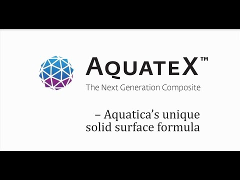 The Process of making a stone bath, using the best bathtub material AquateX