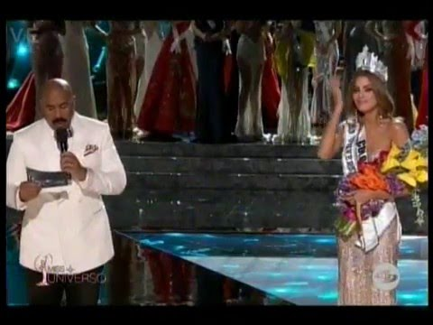 Download Miss Universo 2015 Equivocación Mp4 HD Video and MP3