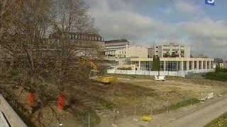 preview picture of video 'Bibliothèque Intercommunale Multimédia de Gueret'