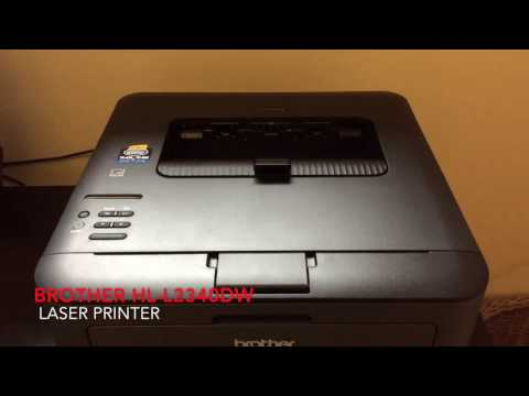 Best home office printer (2017): Brother HL-L2340DW review