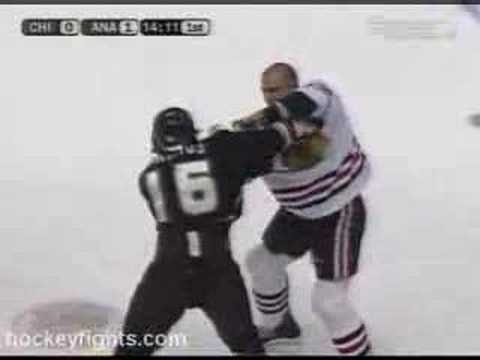 David Koci vs George Parros