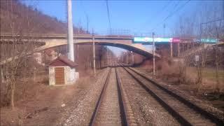 VLAKY - Zadní vagon: Praha hl.n. - Plzeň hl.n.