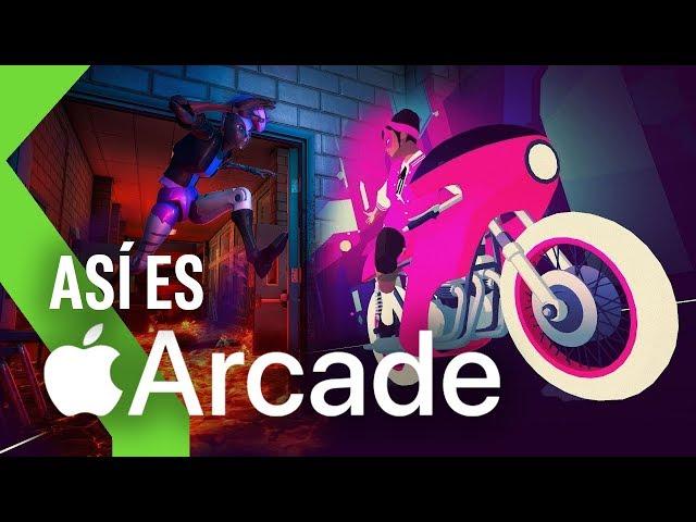 Probamos APPLE ARCADE: Así es la primera aproximación de Apple al mundo del videojuego