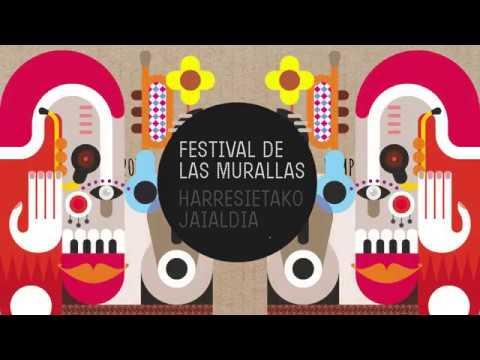 Previsualización de FESTIVAL DE MURALLAS 2018