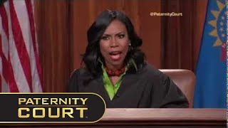 """Judge Lake Sets These Litigants Straight On """"Paternity Court"""" Today!"""