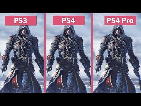 Inilah Perbandingan Grafis Assassin S Creed Rogue Remastered