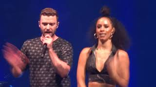 Justin Timberlake   My Love + Cry Me A River   LIVE In Frankfurt 20.08.2018