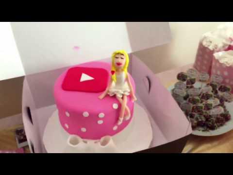 Doğum Günü Vlog Ecrin Su Çoban