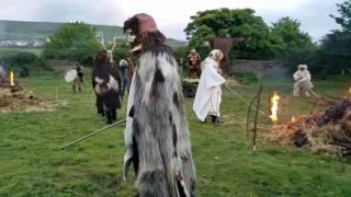 Oiche Bealtaine. Pagan Rave 2017. Dingle