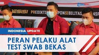 5 Orang Jadi Tersangka, Ini Peran Para Pelaku Kasus Rapid Test Antigen Bekas di Bandara Kualanamu