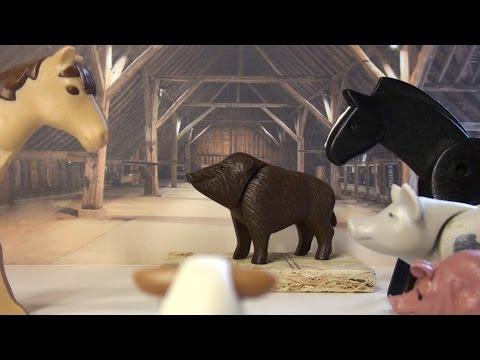 Farm der Tiere to go (Orwell in 13 Minuten)