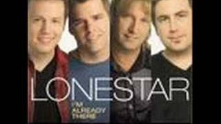 lonestar~my front porch looking in~