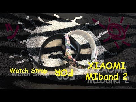 Браслет для XIAOMI MIband 2 Replacement TPU Watch Strap