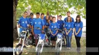 preview picture of video 'Pitbike Cahors 2014 Un team pour cahors'