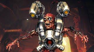 MOST BRUTAL DEATH EVER!? (Doom Multiplayer)