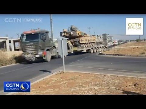 Ministère turc de la Défense : Ras al-Ain a été capturée Ministère turc de la Défense : Ras al-Ain a été capturée