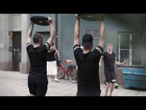 Björn Borg X Joe & the juice - Freshly squeezed workout!