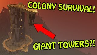 colonist survival how to get colony