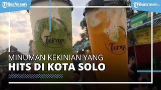 Segarnya Terasa, Minuman Kekinian yang Sedang Hits di Kota Solo