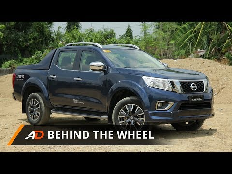 2017 Nissan Navara 4X4 VL Sport Edition AT - AutoDeal Behind The Wheel
