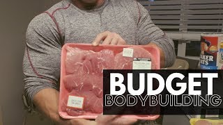 BUDGET BODYBUILDING | $50 Weekly Meal Prep