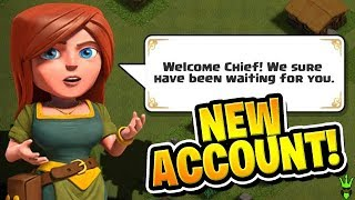 """HOW TO MAKE A SECOND CLASH OF CLANS ACCOUNT! - How To Clash Ep.1 - """"Clash of Clans"""""""