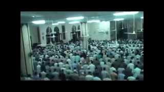 لقطات من صلاة القيام بمجمع نور التوحيد ( الشيخ الدكتور عبدالعظيم بدوي)