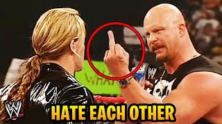10 WWE Superstars Who HATE Each Other In Real Life!