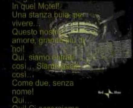 Motel - Renato Zero