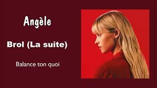 Angèle - Balance ton quoi  (Audio)
