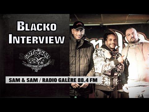 BLACKO – INTERVIEW SAM & SAM / RADIO GALÈRE 88.4FM
