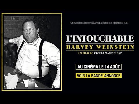 L'Intouchable, Harvey Weinstein Le Pacte