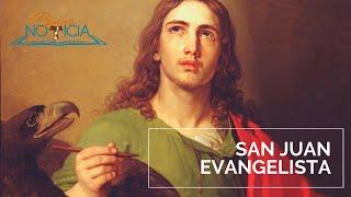 Biografía de San Juan Evangelista