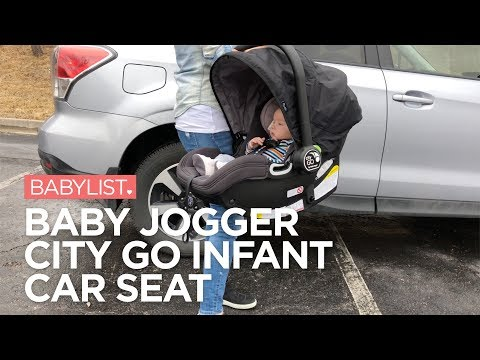 Baby Jogger City GO Infant Car Seat Review