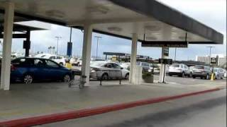 how to rent hertz car in airport  san diego  california  usa    arun kumar b    dec 2011