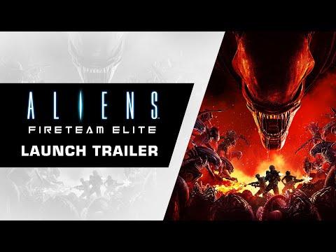 Aliens: Fireteam Elite - Launch Trailer de Aliens: Fireteam Elite