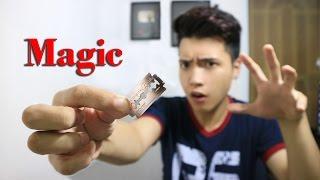 NTN - Test 05 Trò Ảo Thuật Thú Vị (Top 5 interesting magic trick)