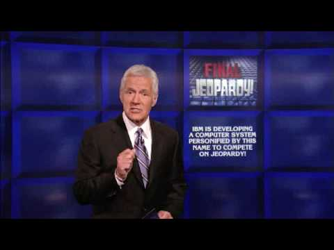 IBM Prepping Soul-Crushing 'Watson' Computer to Compete on <em>Jeopardy!</em>
