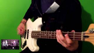 Fall Out Boy Reinventing The Wheel To Run Myself Over Bass Cover