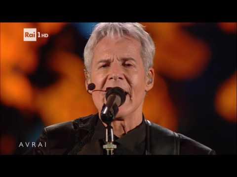 AVRAI - Concerto in Vaticano - Claudio Baglioni - Dagli il via - 17/12/2016